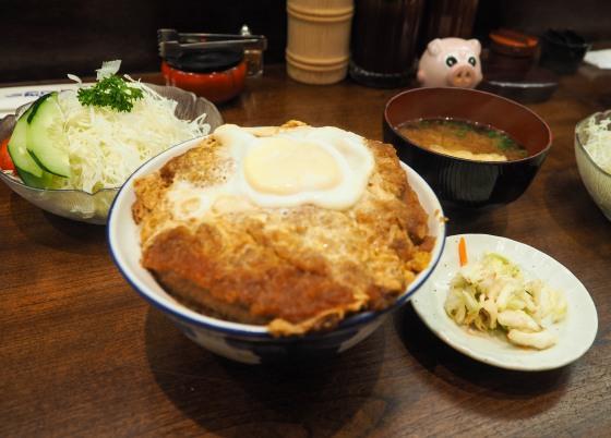 Katsudon w/ egg