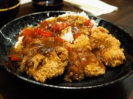 Tenderloin Curry Tonkatsu